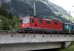 EXT 33677, SBB Re 420 11112