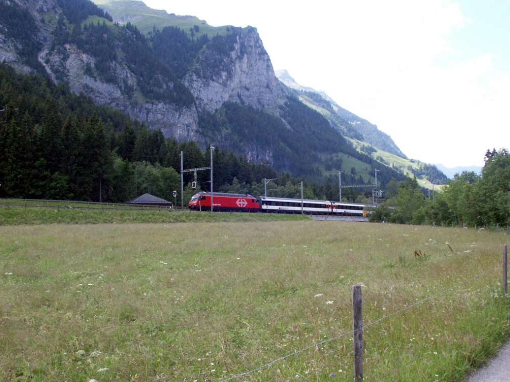 IC 1077, SBB Re 460