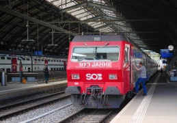 SOB Re 446.095 v St. Gallen